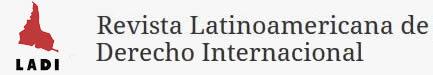 Revista Latinoamericana de Derecho Internacional